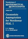 Geometric Asymptotics for Nonlinear PDE, Maslov, V. P. and Omelyanov, G. A., 0821821091