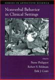 Nonverbal Behavior in Clinical Settings 9780195141092