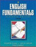 English Fundmentals 9780205271092