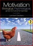 Motivation : Biological, Psychological, and Environmental Plus MySearchLab with EText -- Access Card Package, Deckers, Lambert, 0205961096