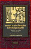 Frauen in der Deutschen Literaturgeschichte 9780820441092