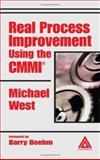 Real Process Improvement Using the CMMI, West, Michael, 0849321093