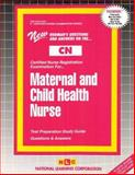 Maternal and Child Health Nurse, Rudman, Jack, 0837361095