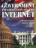 Government Information on the Internet : 1998 Edition, Notess, Greg R., 0890591091