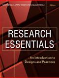 Research Essentials : An Introduction to Designs and Practices, , 0470181095