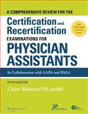 Comp Rev Cert Rec Exam Phys Assist, O'Connell, 145119109X