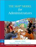 The SIOP Model for Administrators, Echevarria, Jana and Short, Deborah J., 0205521096