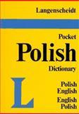 Langenscheidt Polish Pocket Dictionary, Grzebieniowski, Tadeusz, 0887291090