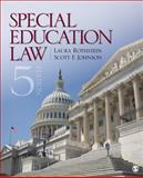 Special Education Law, Rothstein, Laura F. and Johnson, Scott F., 1452241090