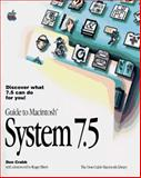 Guide to Macintosh System 7.5.5, Crabb, Don, 156830109X