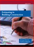 Estimating in Building Construction, Peterson, Steven and Dagostino, Frank, 013343110X