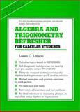 Algebra and Trigonometry Refresher for Calculus Students, Larson, Loren C., 0716711109