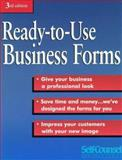 Small Business Forms, Self-Counsel Press Staff, 1551801108