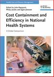 Cost Containment and Efficiency in National Health Systems : A Global Comparison, , 3527321101