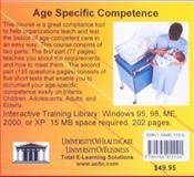Age Specific Competence, Farb, M. Daniel, 159491110X