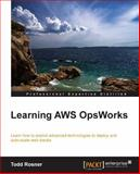 Learning AWS OpsWorks, Todd Rosner, 178217110X