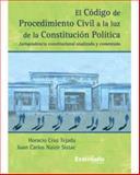 Codigo de Procedimiento Civil a la Luz de la Constitución Política 9789587101102