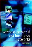 Wireless Personal and Local Area Networks, Sikora, Axel, 0470851104