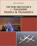 Vector Mechanics for Engineers, Statics and Dynamics, Beer, Ferdinand Pierre and Johnston, E. Russell, Jr., 0072931108