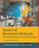 Basics of Research Methods for Criminal Justice and Criminology, Maxfield, Michael G., 1305261100
