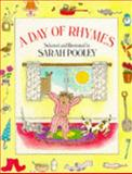 A Day of Rhymes, Sarah Pooley, 0099751100