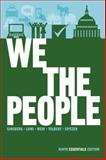 We the People : An Introduction to American Politics, Ginsberg, Benjamin and Lowi, Theodore J., 0393921107