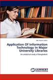 Application of Information Technology in Major University Libraries, Nazim Uddin, 3848431106
