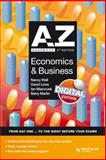 A-Z Economics and Business Handbook, Wall, Nancy and Marcousé, Ian, 0340991100