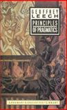 Principles of Pragmatics 9780582551107