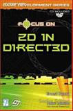 Focus on 2D in Direct 3D, Pazera, Ernest, 1931841101