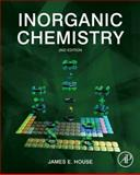 Inorganic Chemistry, House, James, 0123851106