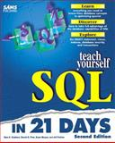 Sams Teach Yourself SQL in 21 Days, Perkins, Jeff, 0672311100
