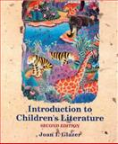 Introduction to Children's Literature, Glazer, Joan I., 0023441119