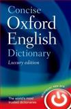 Concise Oxford English Dictionary, Oxford Dictionaries Staff, 0199601119