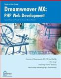 Dreamweaver MX : PHP Web Development, Mairlot, Bruno and Downes-Powell, Gareth, 1904151116