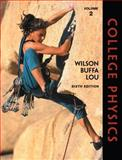College Physics, Volume 2, Jerry D. Wilson and Anthony J. Buffa, 0131951114