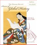 The Human Record : Sources of Global History, since 1500, Andrea, Alfred J. and Overfield, James H., 0618751114