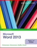 New Perspectives on Microsoft Word 2013, Comprehensive, S. Scott Zimmerman and Beverly B. Zimmerman, 1285091116