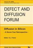 Diffusion in Silicon 9783908451112