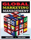 Global Marketing Management, Kotabe, Masaaki and Helsen, Kristiaan, 0470381116