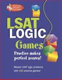 LSAT Logic Games, Webking, Robert and McLain, Jerry, 073860111X