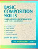 Basic Composition Skills for Engineering Technicians and Technologists 9780134901114