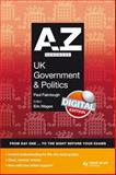 A-Z UK Government and Politics Handbook, Turner, Andrew and Magee, Eric, 0340991119