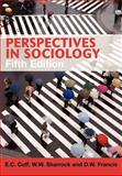 Perspectives in Sociology, Cuff, E. C. and Sharrock, W. W., 0415301114