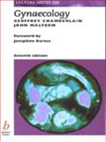 Lecture Notes on Gynaecology, Chamberlain, Geoffrey V. P. and Malvern, John, 0632031115