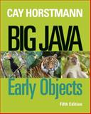 Big Java 5th Edition for Java 9 And 10, Horstmann, Cay S., 1118431111