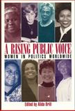 A Rising Public Voice, , 1558611118