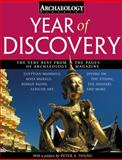 Year of Discovery, Archaeology Magazine Editors, 1578261112