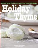 Holiday Thyme, Jennifer Dempsey, 0615721117
