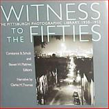 Witness to the Fifties, Clarke M. Thomas, 0822941112